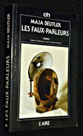Faux Parleurs -Les - Couverture - Format classique