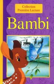 Bambi - Couverture - Format classique