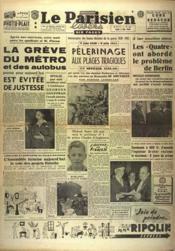 Parisien Libere Edition De 5 Heures (Le) N°1467 du 01/05/1948 - Couverture - Format classique