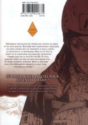 Ascension t.10 - 4ème de couverture - Format classique