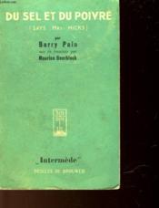 Du Sel Et Du Poivre - Says Mrs Hicks - Couverture - Format classique