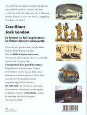 Croc Blanc  Jack London  Fran  ais  Chapitre com