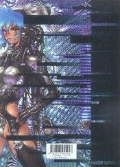 Ghost in the shell t.1.5 ; human-error processer - 4ème de couverture - Format classique