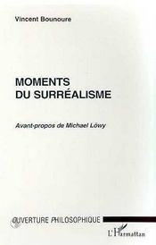 Moments Du Surrealisme - Intérieur - Format classique