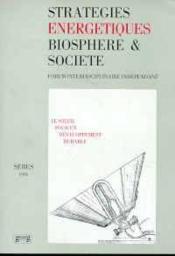 Strategies Energetiques Biosphere Et Societe - Couverture - Format classique