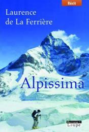 Alpissima - Couverture - Format classique