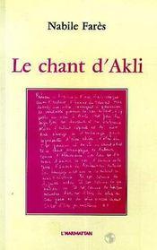 Le Chant D'Akli - Intérieur - Format classique