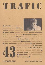 Trafic 43 - Intérieur - Format classique