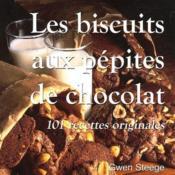 Biscuits aux pepites de chocolat - Couverture - Format classique