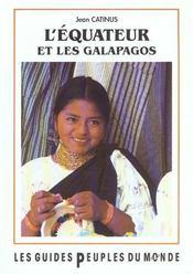 L'Equateur Et Les Galapagos (Guide) - Intérieur - Format classique