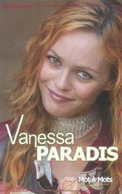 Vanessa Paradis - Intérieur - Format classique