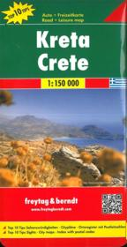 Crete - Couverture - Format classique