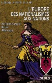 Vente  Europe Des Nationalismes Aux Nations T.2  - Michel - Pietri - Rey