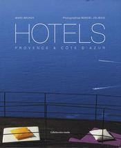 Hotels Provence & Côte d'Azur - Intérieur - Format classique