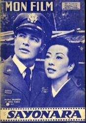 Mon Film N° 613 - Sayonara - Couverture - Format classique