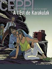 Stephane Clement T.2 ; A L'Est De Karakulak - Intérieur - Format classique