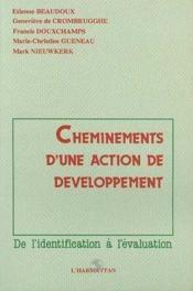 Cheminement D'Une Action De Developpement - Couverture - Format classique
