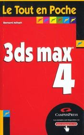3ds Max 4 - Intérieur - Format classique