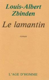 Le Lamantin - Couverture - Format classique