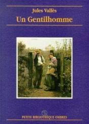 Un Gentilhomme - Couverture - Format classique