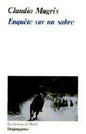 Enquête sur un sabre (édition 2007) - Intérieur - Format classique