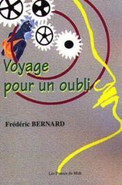 Voyage Pour Un Oubli - Couverture - Format classique