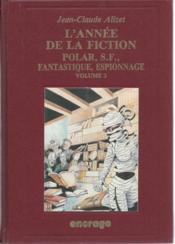 Annee De La Fiction 91/3 - Couverture - Format classique