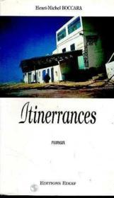 Itinerrances - Couverture - Format classique