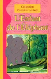 L'Enfant Et L'Elephant - Couverture - Format classique