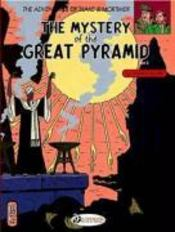 Blake et Mortimer T.3 ; the mystery of the great pyramid part 2  - Edgar P. Jacobs