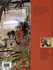 Zoo t.3 - 4ème de couverture - Format classique