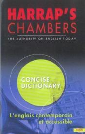 Vente  Harrap'S Chambers Concise Dictionary English  - Collectif