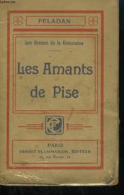 Les Drames De La Conscience. Les Amants De Pise. - Couverture - Format classique