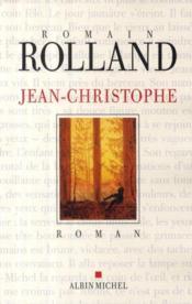 Jean-Christophe - Couverture - Format classique