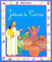 Jésus à Cana - Intérieur - Format classique