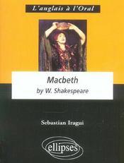 Macbeth By W.Shakespeare - Intérieur - Format classique