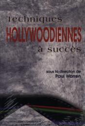 Techniques hollywoodiennes à succès - Couverture - Format classique