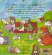 Vies de chien - 4ème de couverture - Format classique