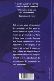 Terrarium - 4ème de couverture - Format classique