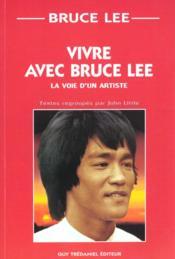 Vivre Avec Bruce Lee - Couverture - Format classique