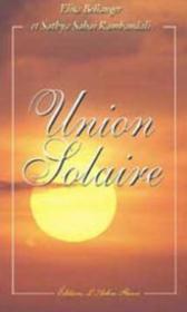 Union Solaire - Couverture - Format classique
