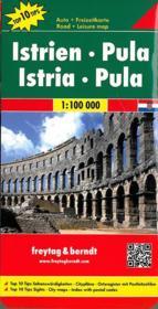 Istrie, Pula - Couverture - Format classique