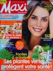 Maxi N°1323 du 05/03/2012 - Couverture - Format classique