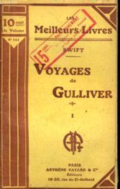 Voyages De Gulliver. Tome 1. Collection : Les Meilleurs Livres N° 141. - Couverture - Format classique