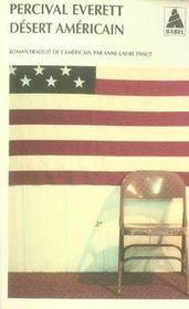 Désert américain - Intérieur - Format classique
