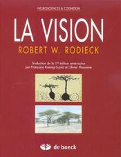 Vision (La) - Intérieur - Format classique