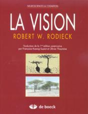Vision (La) - Couverture - Format classique