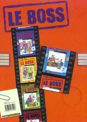 Le Boss T.6 ; Des Sous - 4ème de couverture - Format classique