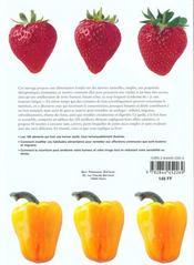 Docteur Nutrition ; Des Aliments Sante Pour Le Corps Et L'Esprit - 4ème de couverture - Format classique