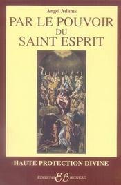 Par le pouvoir du saint esprit - Intérieur - Format classique